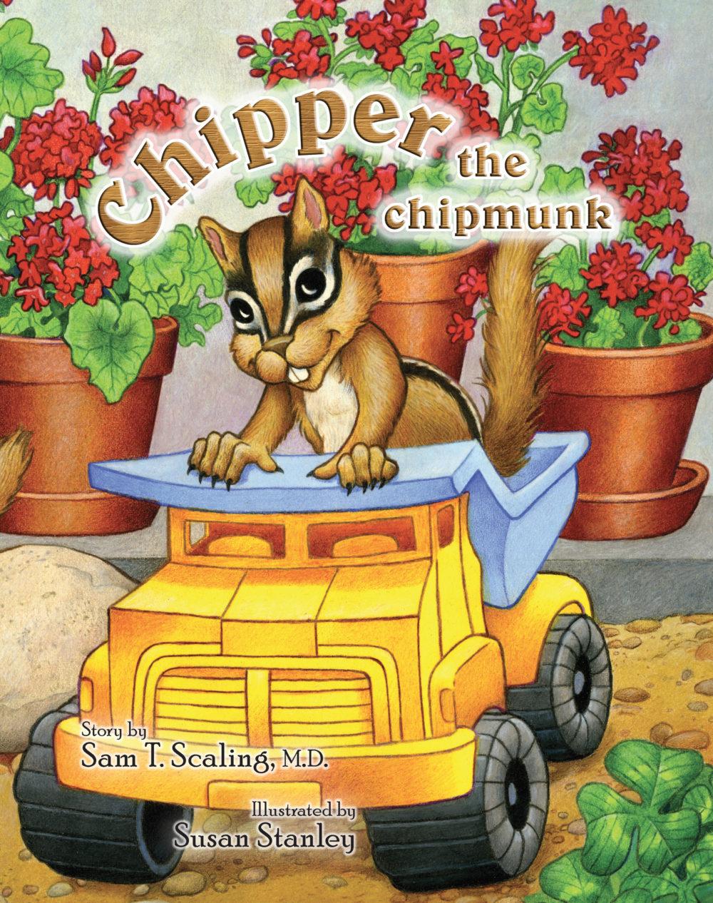Chipper the Chimpmunkhttps://www.endeavorbooks.com/product/chipper-the-chipmunk/