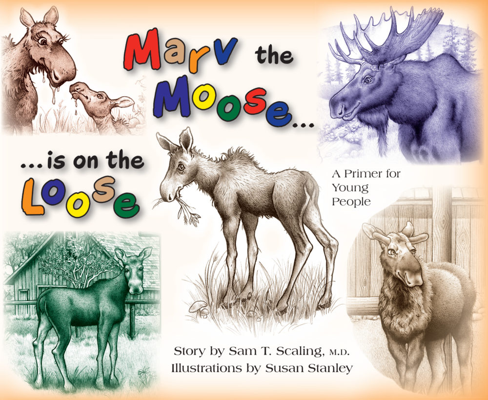Marv the Moose
