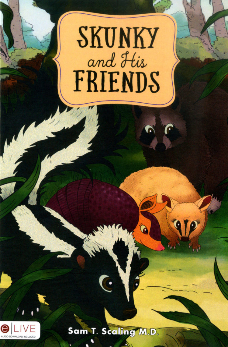 Skunky and His Friends