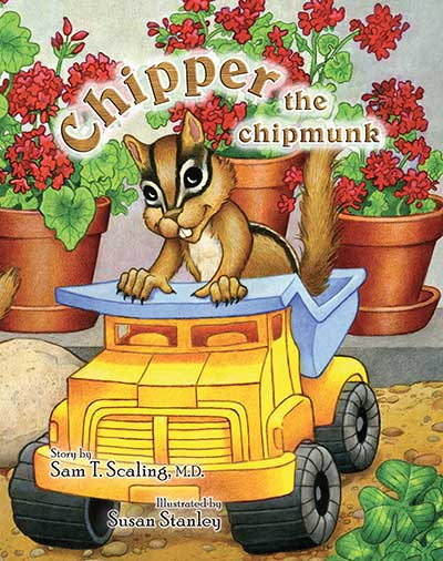 Chipper the Chimpmunk